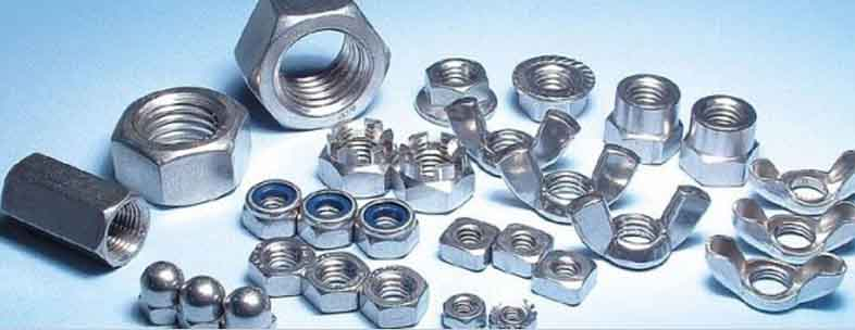 Lock Nuts Fasteners Suppliers, Manufacturers, Dealers and Exporters in India